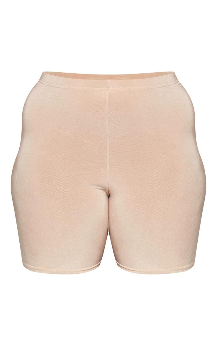 Plus Second Skin Vanilla Cycle Shorts 6