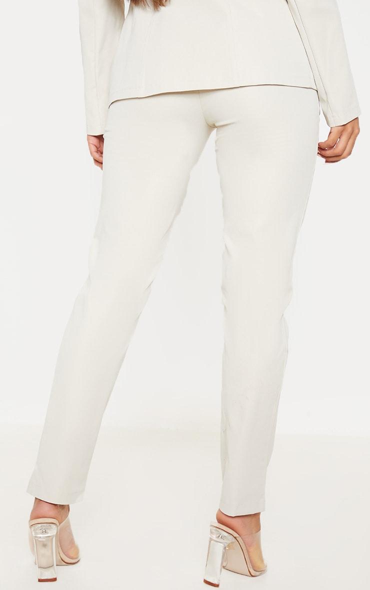 Stone Button Detail Pants  4