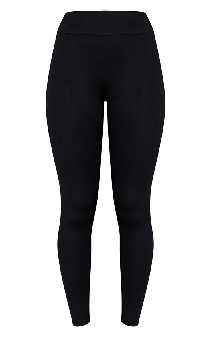 Black Ruched Pocket Bum Gym Legging 5