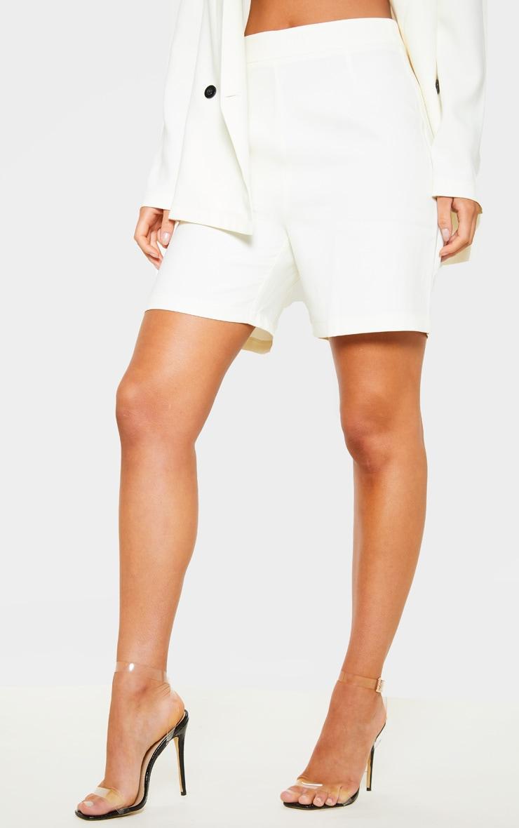 White Suit Short  3