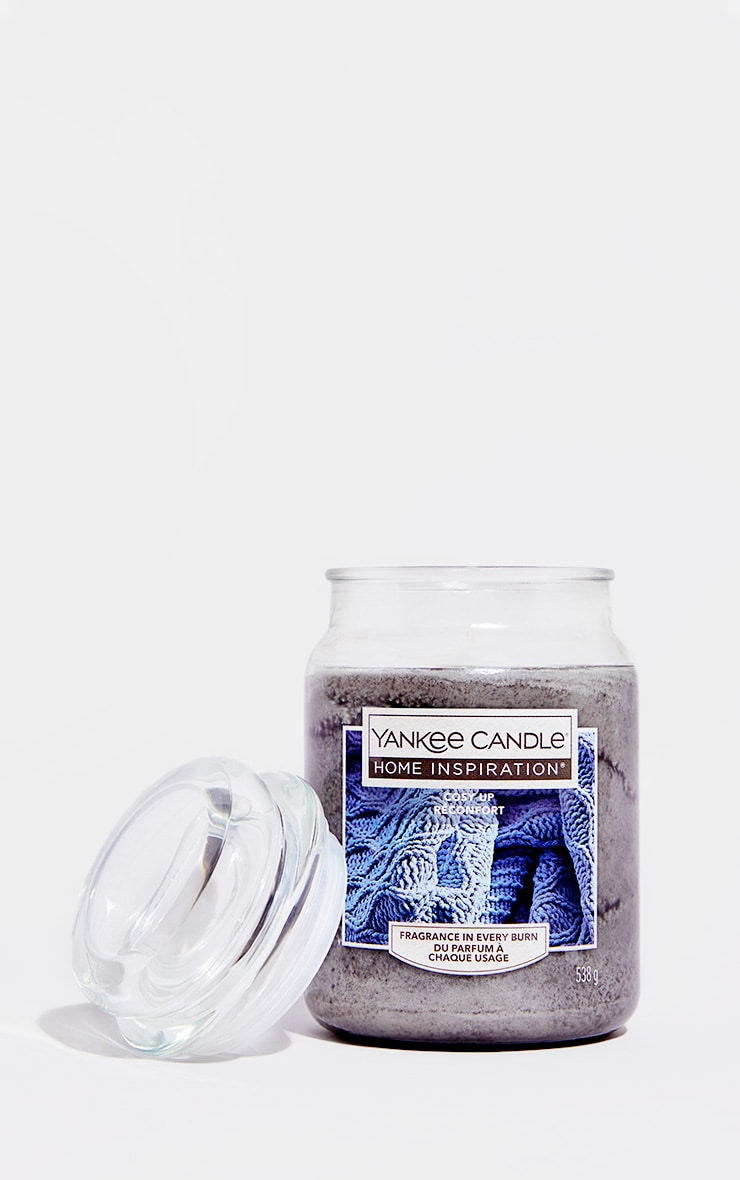 Yankee Candle Home Inspiration Large Jar Cosy Up 2