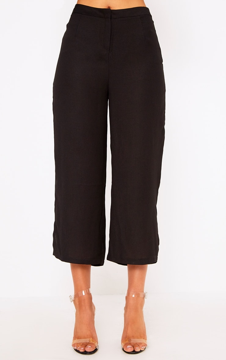 Romilly Black Suit Culottes 2