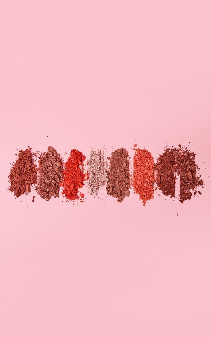 PRETTYLITTLETHING 9 Pan Eyeshadow Palette Day Glam 4