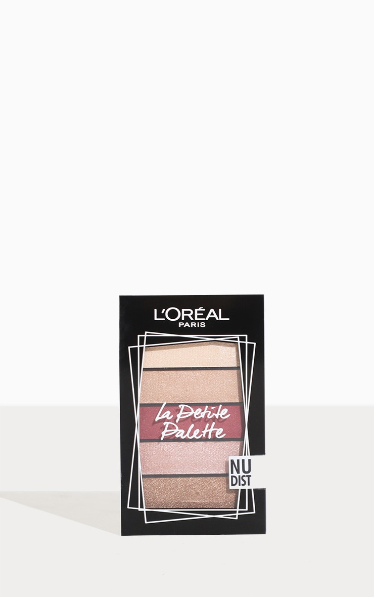 L'Oréal Paris Mini Palette 02 Nudist