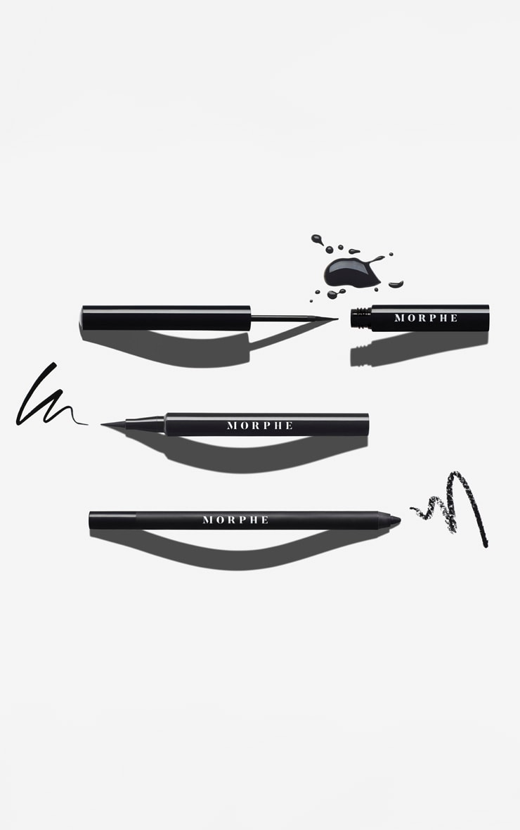 Morphe Eyeliner Pencil Lights Out 3