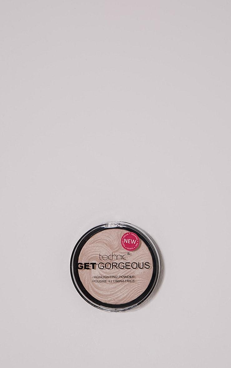 Technic Get Gorgeous Highlighting Powder 2