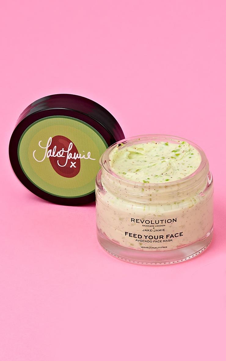 Revolution Skincare x Jake Jamie  - Masque visage hydratant à l'avocat 2
