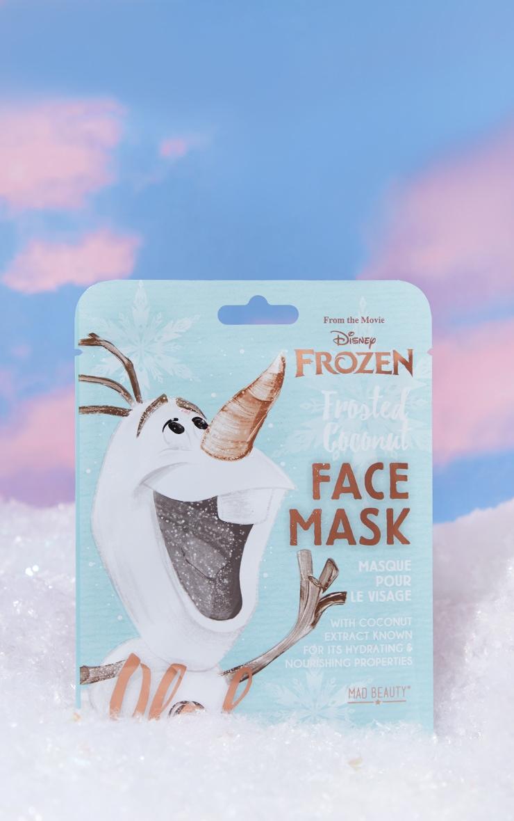 Disney Frozen Face Mask Olaf 1