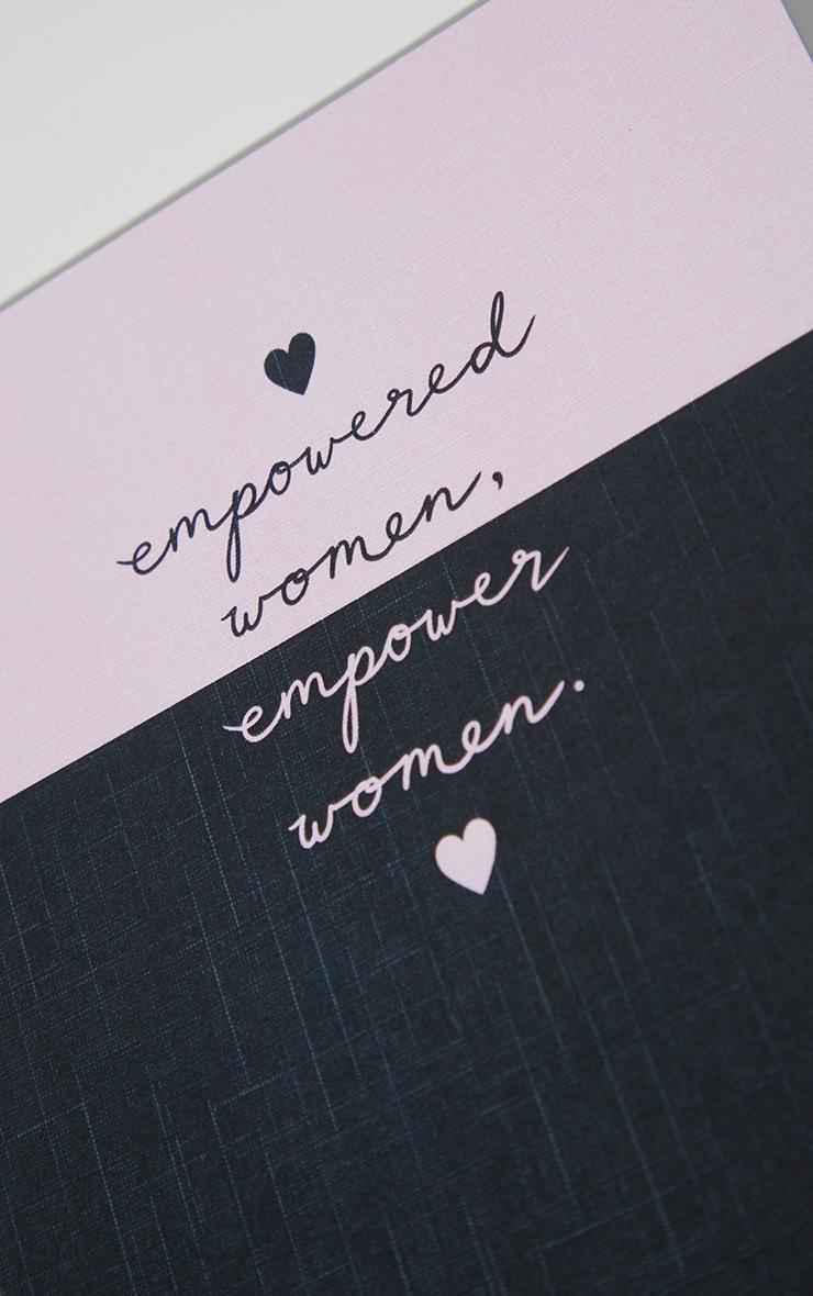 Central23 Empowered Women Notebook 2