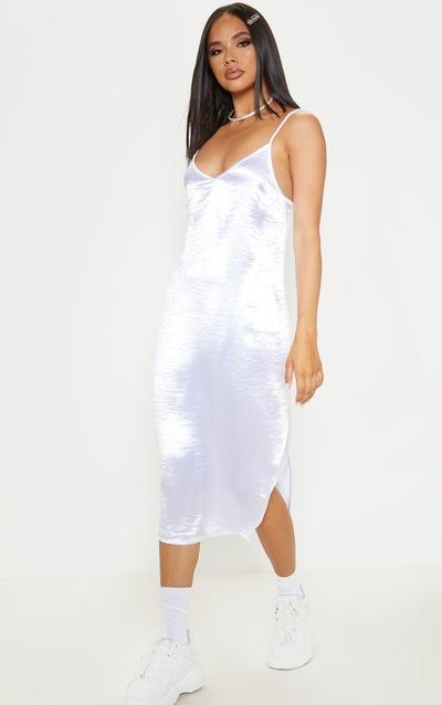878d245a4a White Dresses | Little White Dresses | PrettyLittleThing