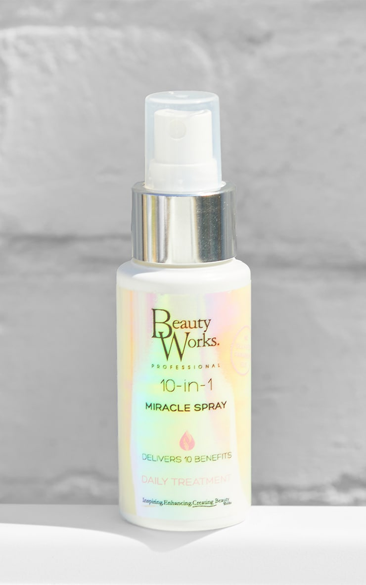 Beauty Works 10 In 1 Miracle Spray 50ml 3