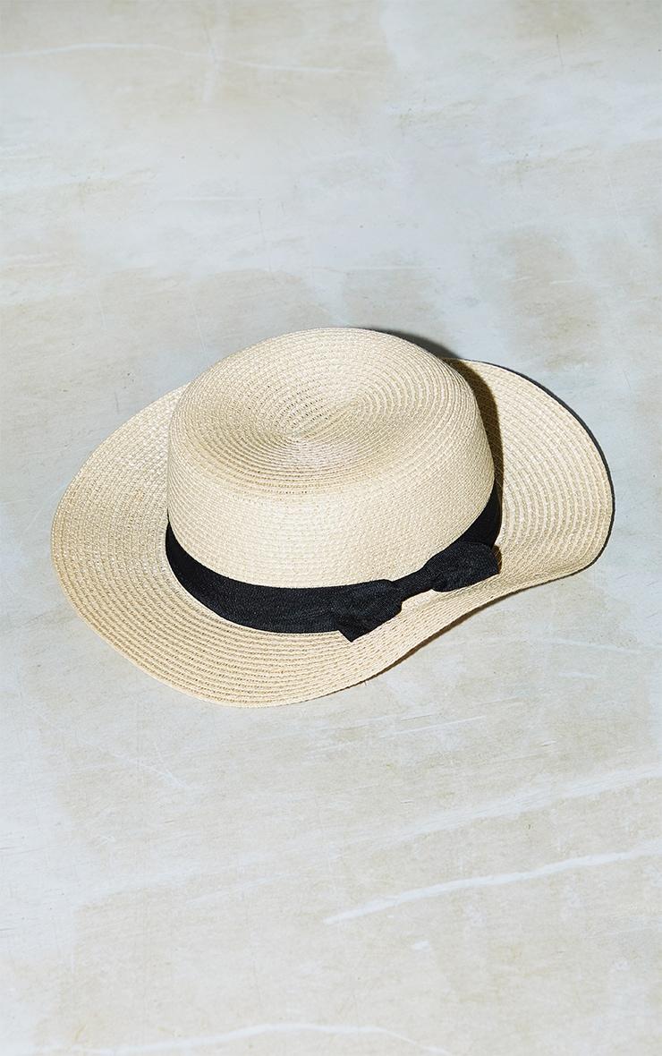 Straw Summer Hat 2