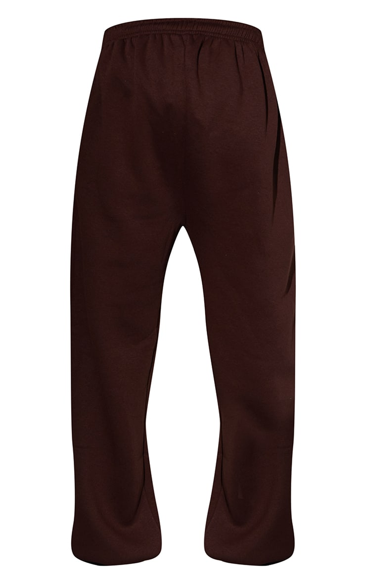 RENEW Maternity Chocolate Ultimate High Rise Joggers 5