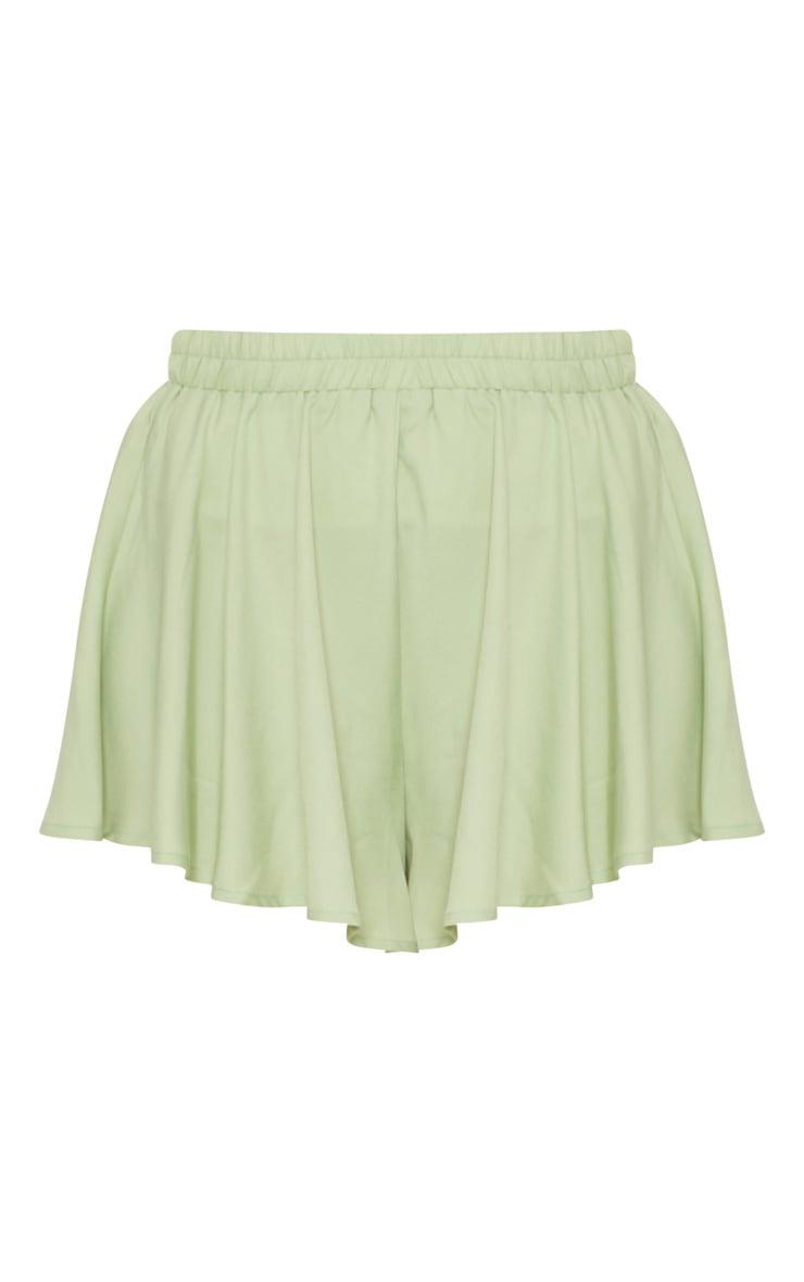 Mint Floaty Shorts 3