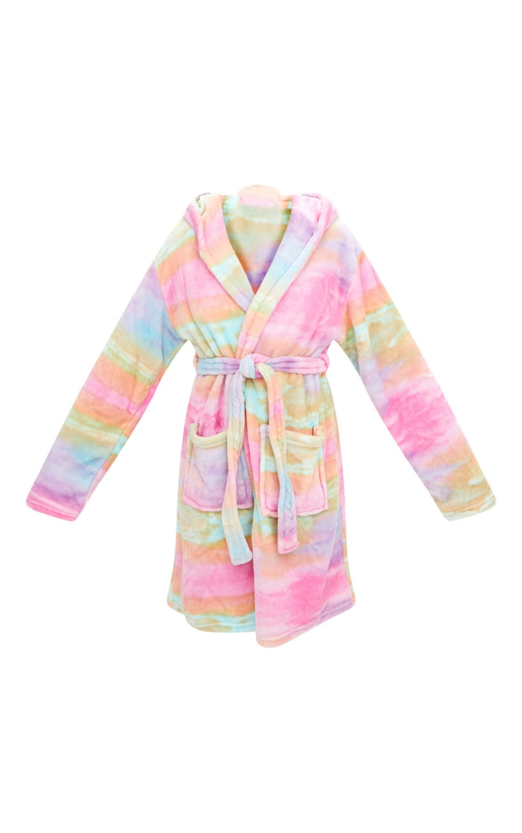Rainbow Unicorn Dressing Gown 3