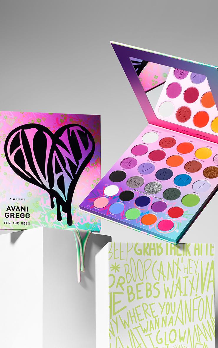 Morphe X Avani Gregg For The Bebs Artistry Palette 1