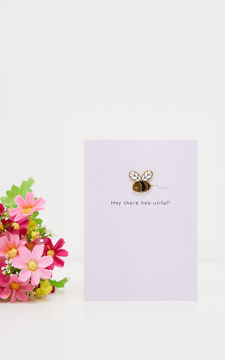 Ohh DEER Bee utiful Valentines Card 1