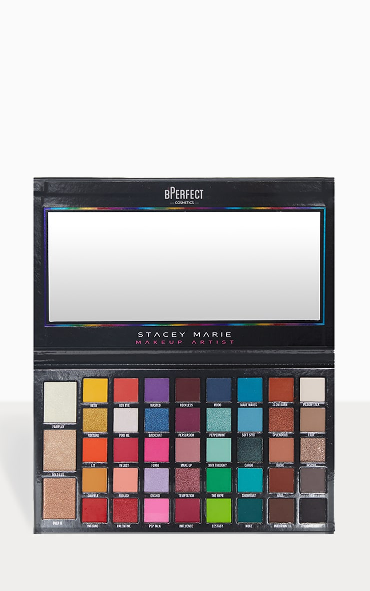 Bperfect X Stacey Marie Carnival XL Pro Palette 1