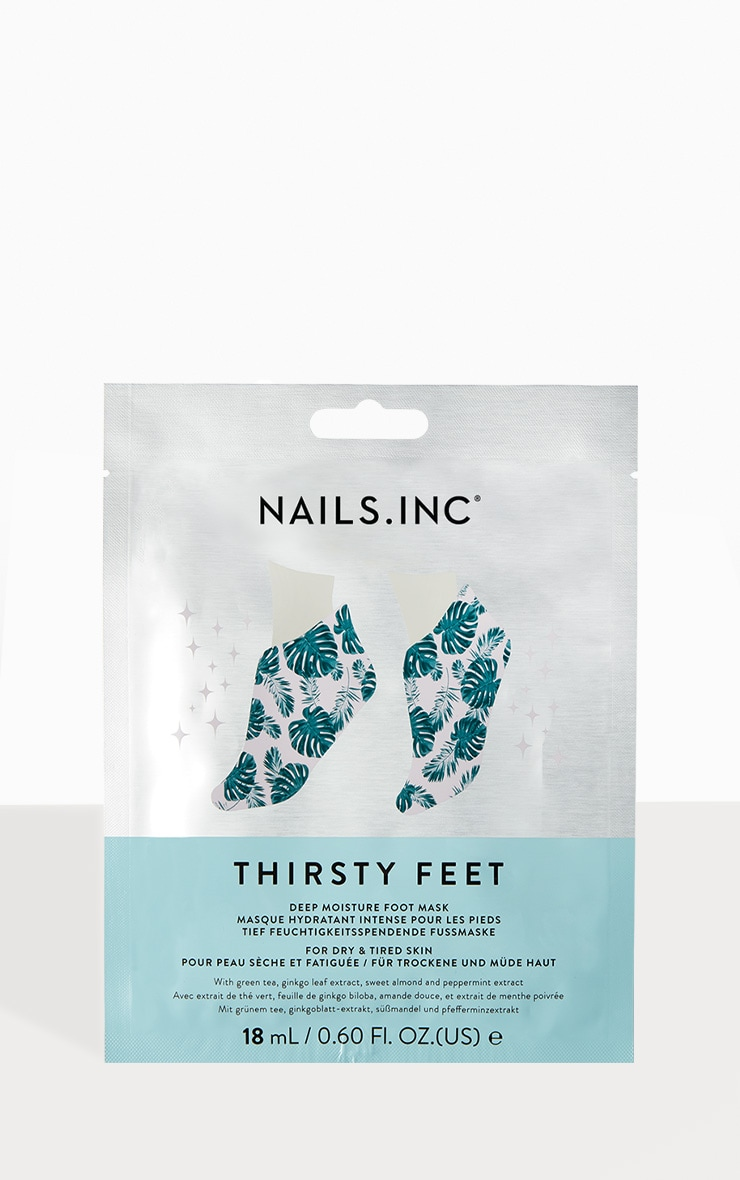 Nails Inc Thirsty Feet Mask 2