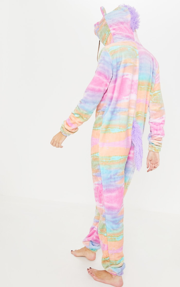Rainbow Unicorn Onesie 2