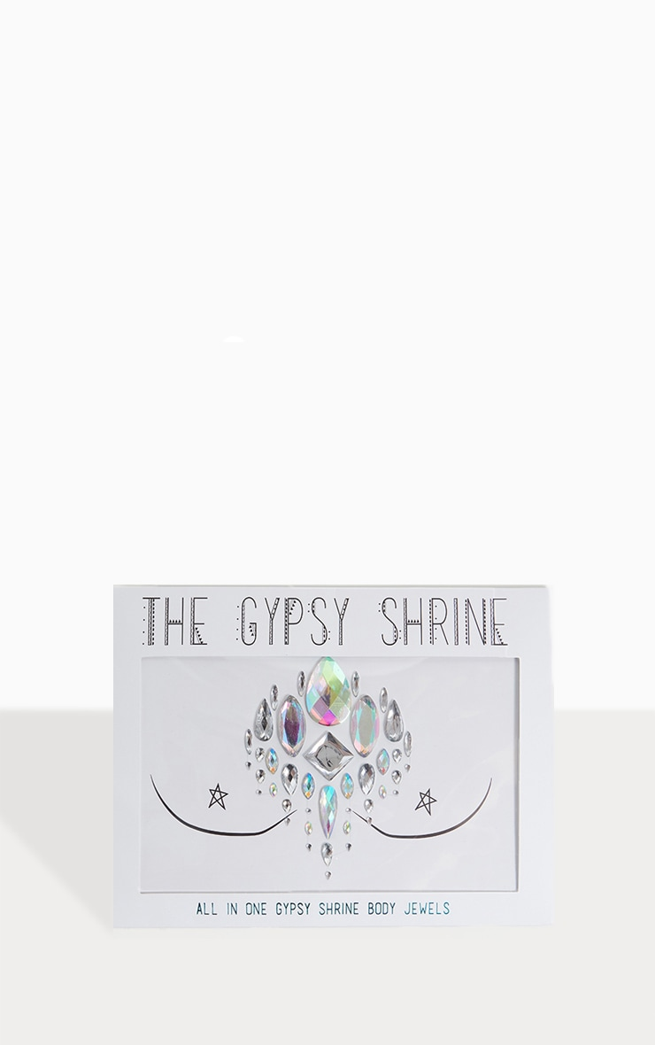 The Gypsy Shrine Silver All In One Body Chest Jewels