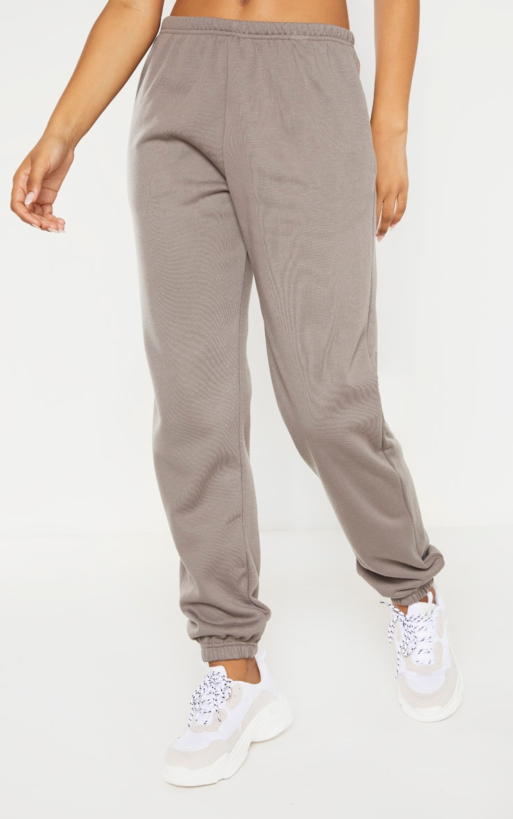 Tall Grey Casual Jogger 2