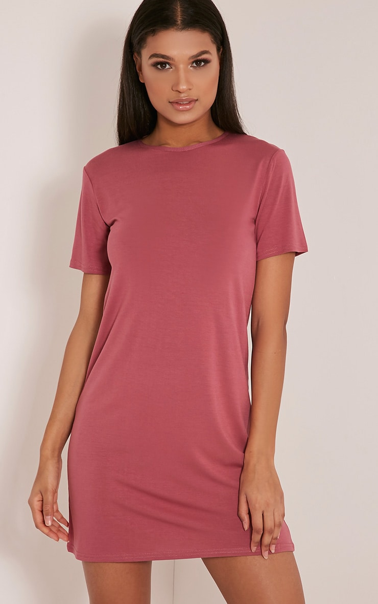 Ceelia Rose T-Shirt Dress 1