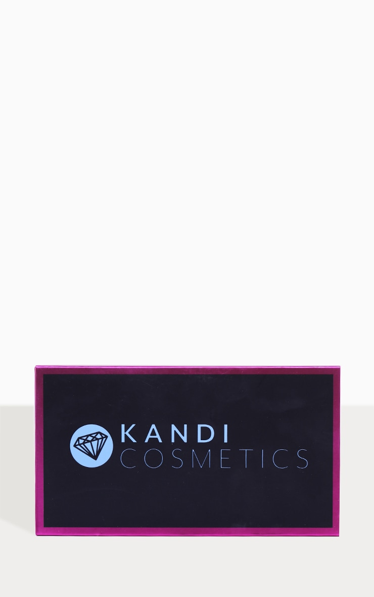 Kandi Cosmetics Vacay Eyeshadow Palette 3
