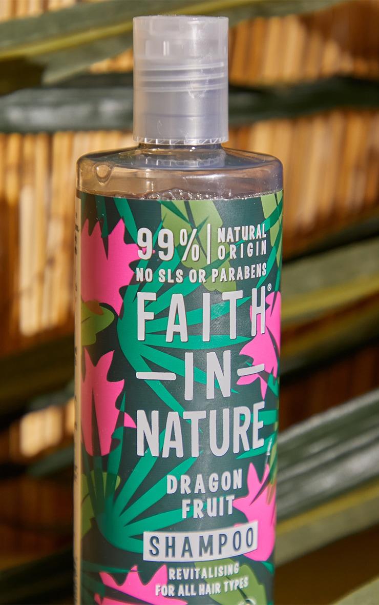 Faith In Nature Shampoo Dragon Fruit 400ml 3