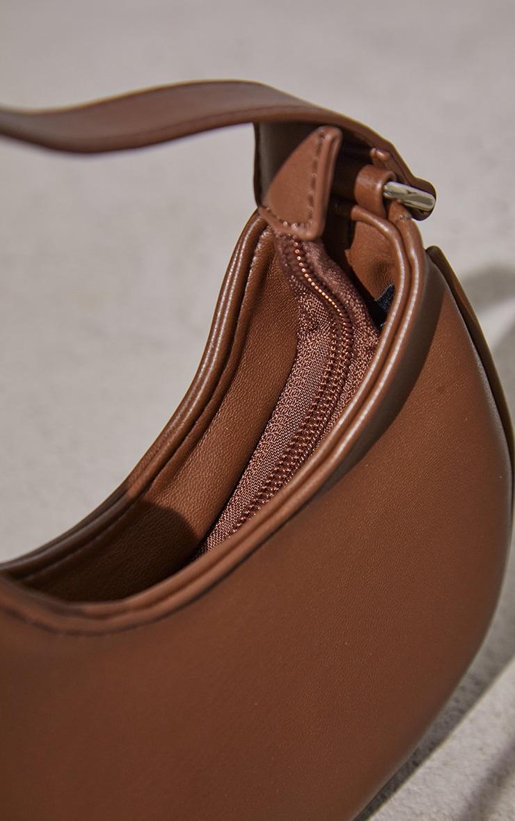 Chocolate Mini Shoulder Bag 3