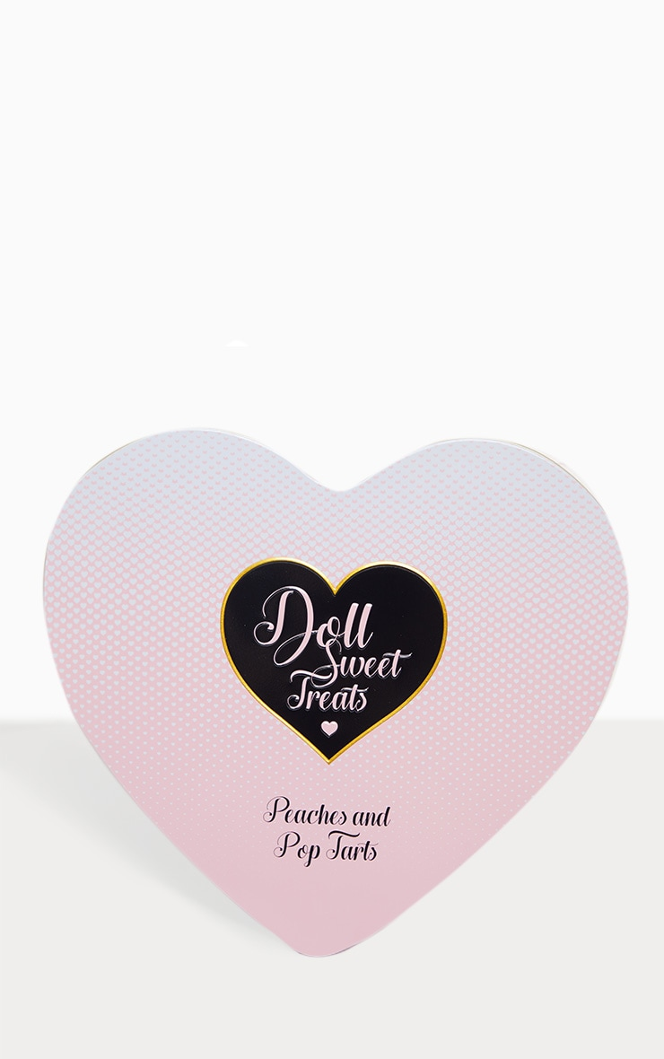 Doll Beauty Sweet Treat Peaches & Poptarts Palette 3