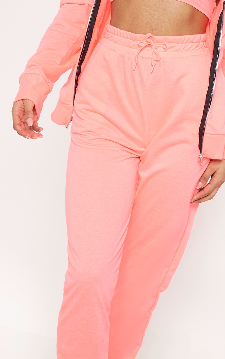 Pink Basic Gym Sweat Jogger 5