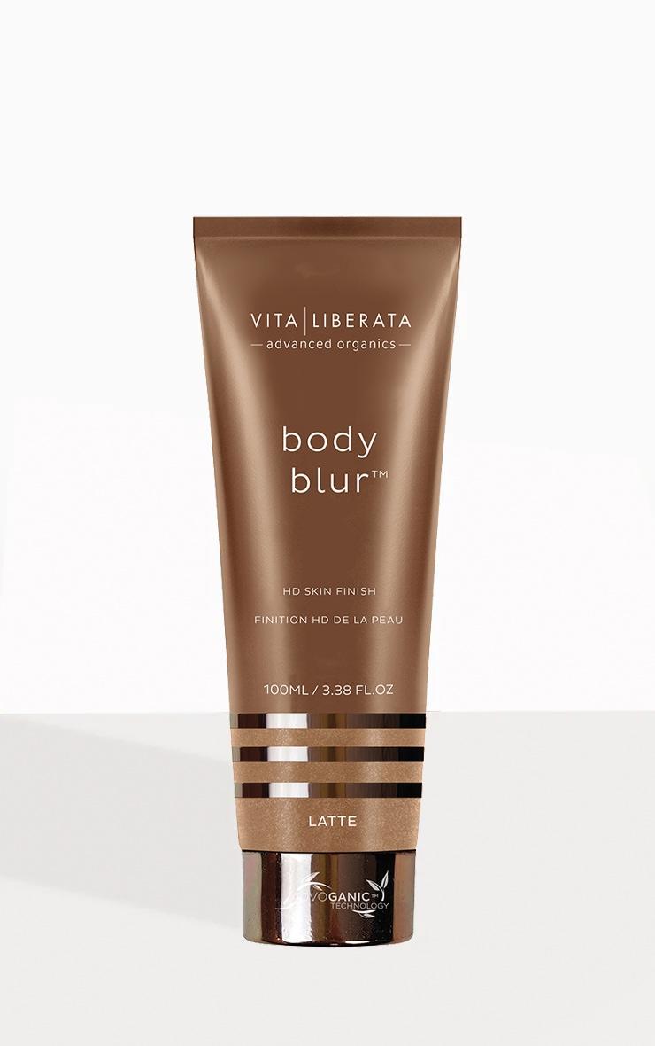 Vita Liberata Body Blur Instant HD Skin Finish Latte 100ml 1