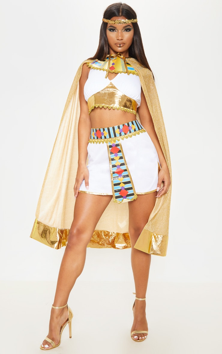 Egyptian Princess Costume by Prettylittlething