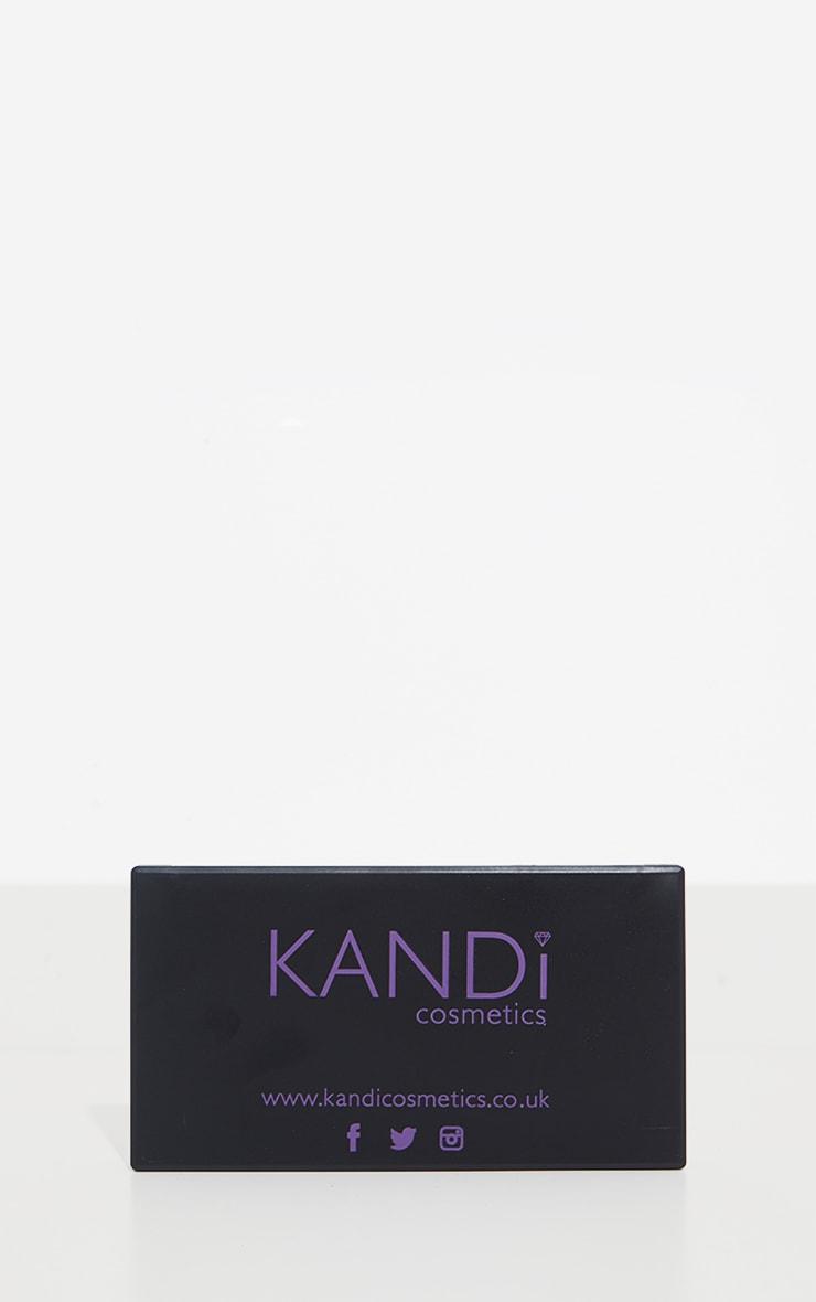 Kandi Cosmetics Ellie Eyeshadow Palette 3