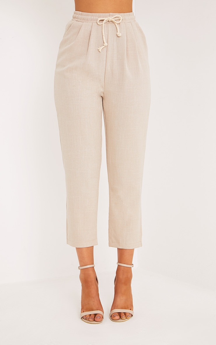 Diya Stone Casual Trousers 3