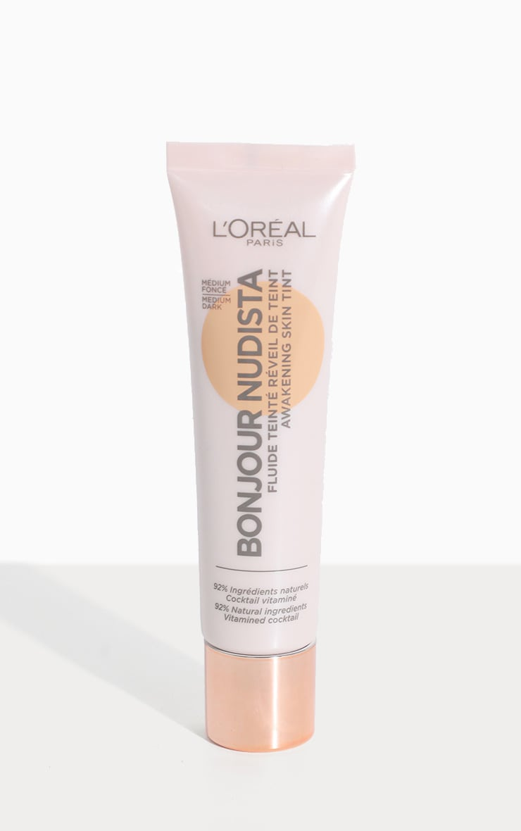 L'Oréal Paris Bonjour Nudista Skin Tint Cream Medium 1