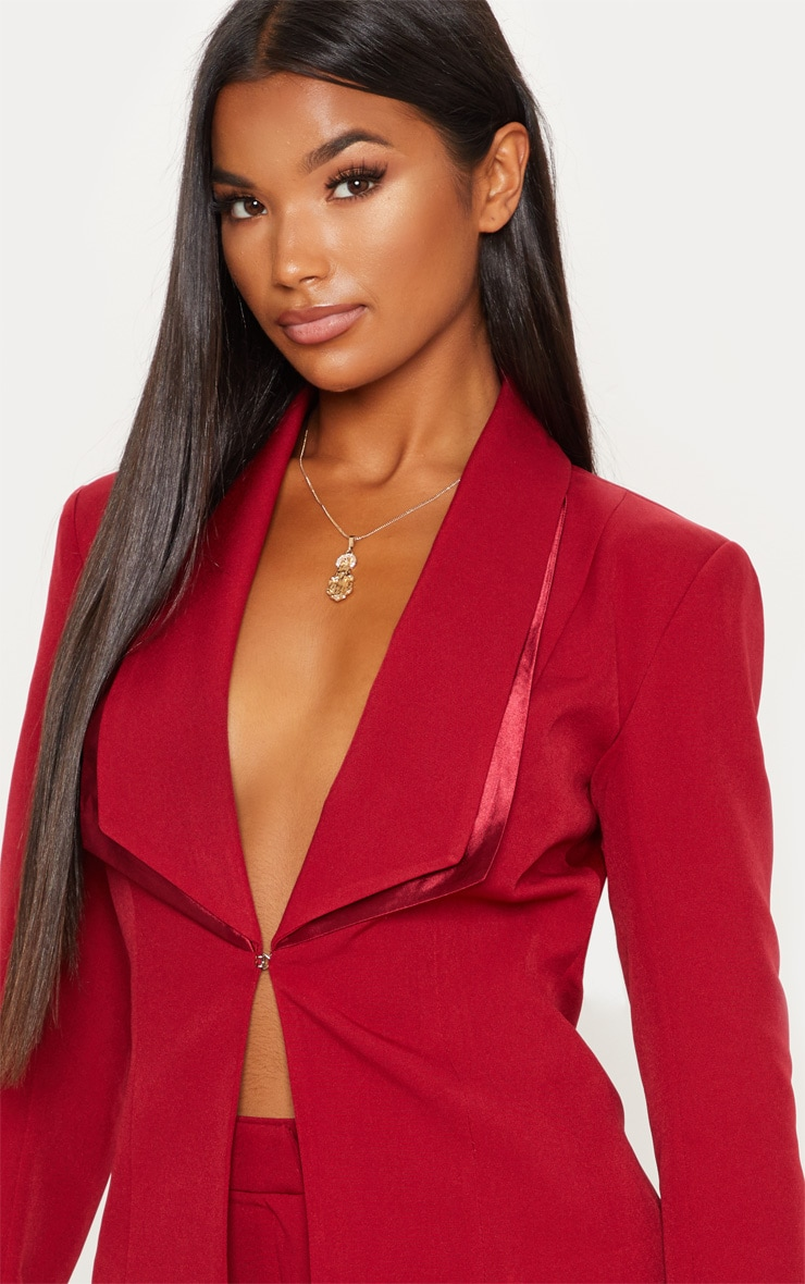 Red Suit Jacket  5