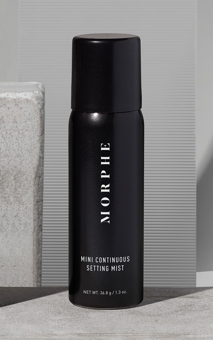 Morphe Mini Continuous Setting Mist 1
