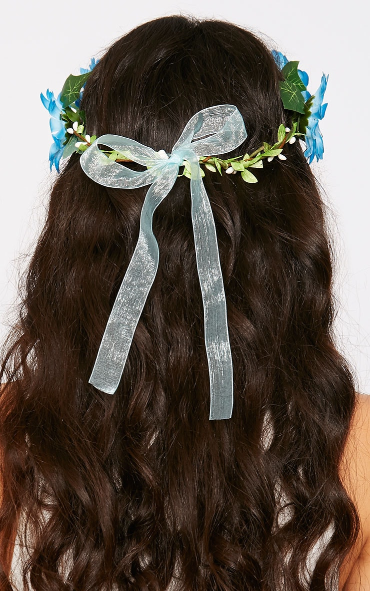 Jody Blue Daisy Hair Garland 3