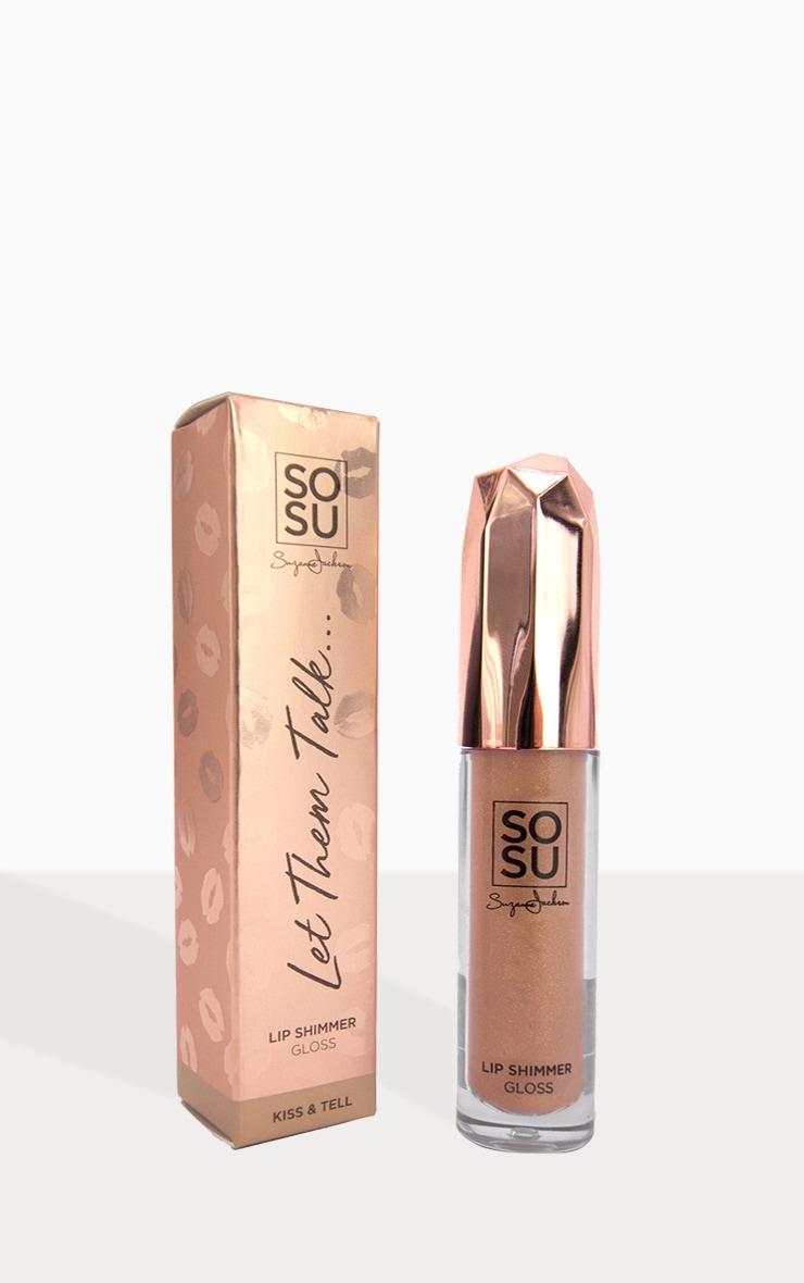 SOSUBYSJLip Shimmer Kiss & Tell 3