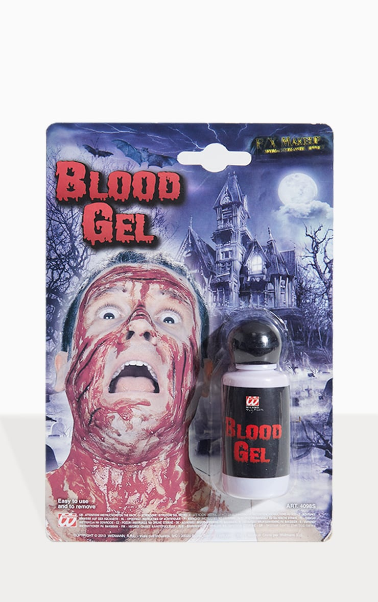 Halloween Blood Gel