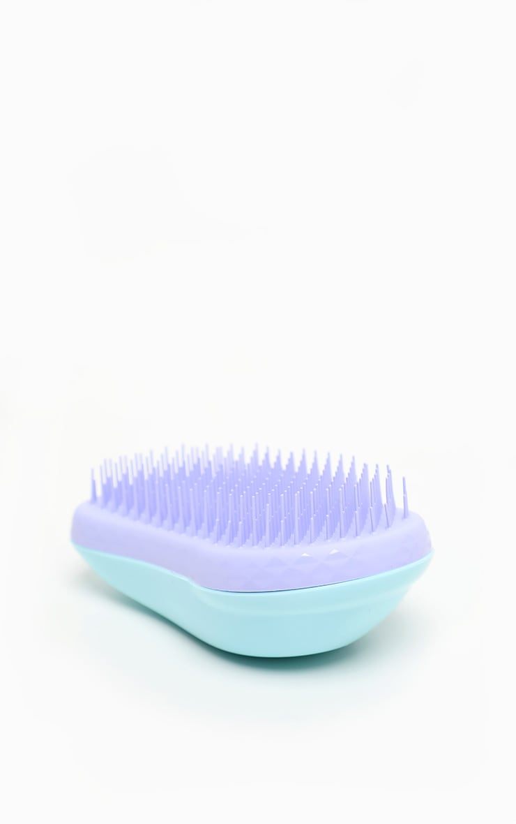 Tangle Teezer Fine And Fragile Detangling Hairbrush Mint Violet 3
