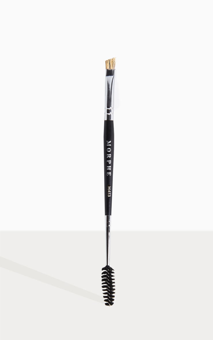Morphe M413 Brow And Spoolie Brush 1