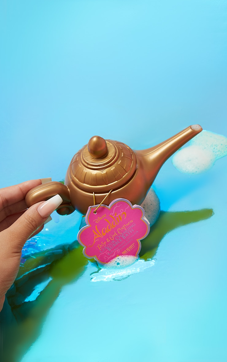 Disney Aladdin Lamp Bubble Bath 1
