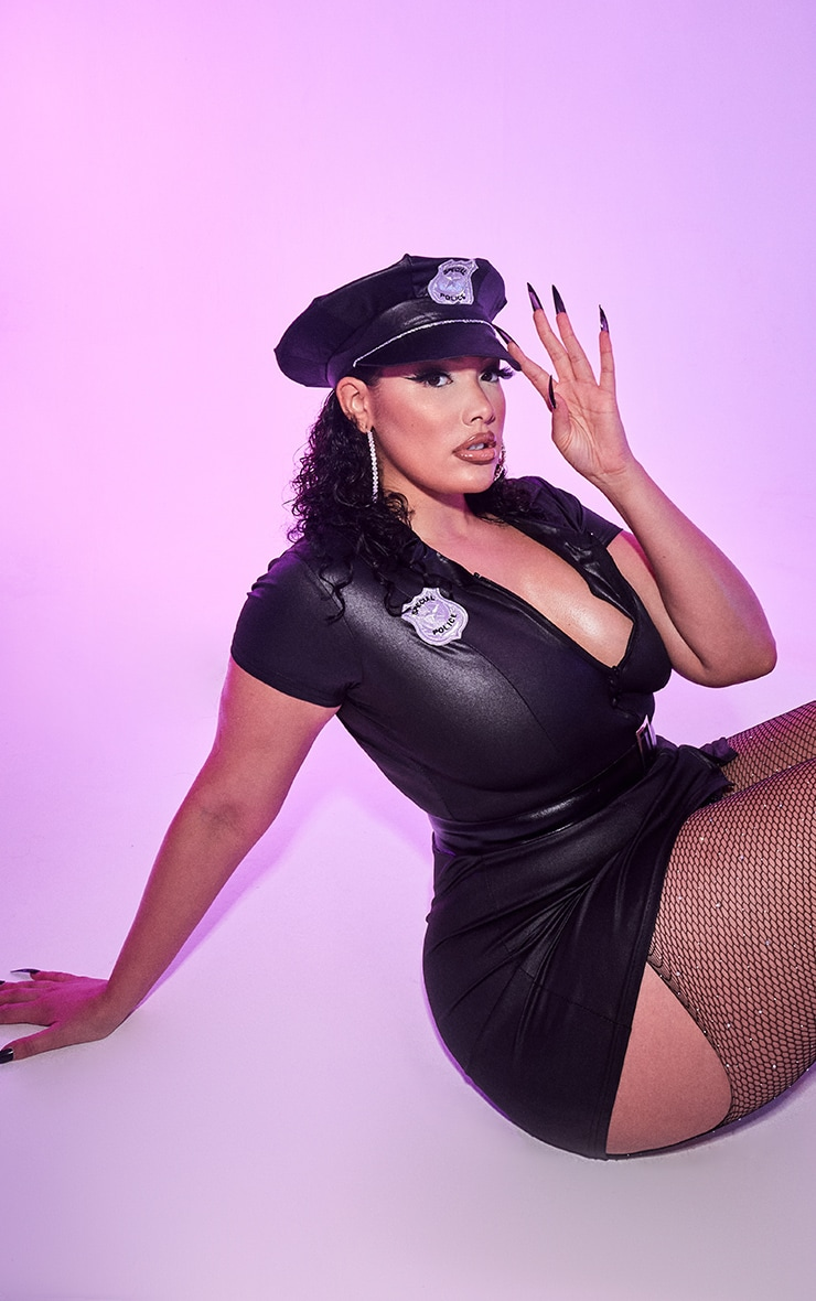 Sexy Female Police Costume 3