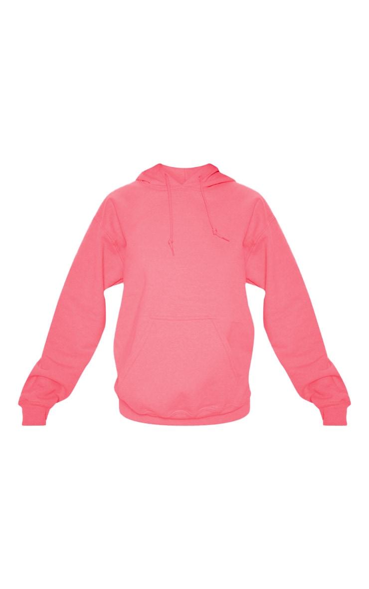 Pink Ultimate Oversized Hoodie 3
