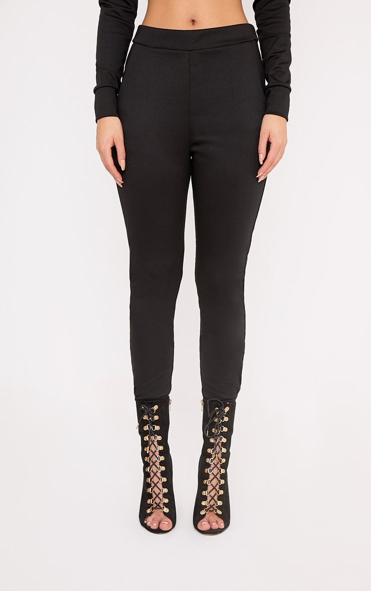 Anabell Black Joggers 2