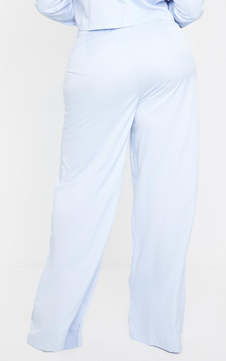 PLT Plus - Pantalon de tailleur bleu ciel 3