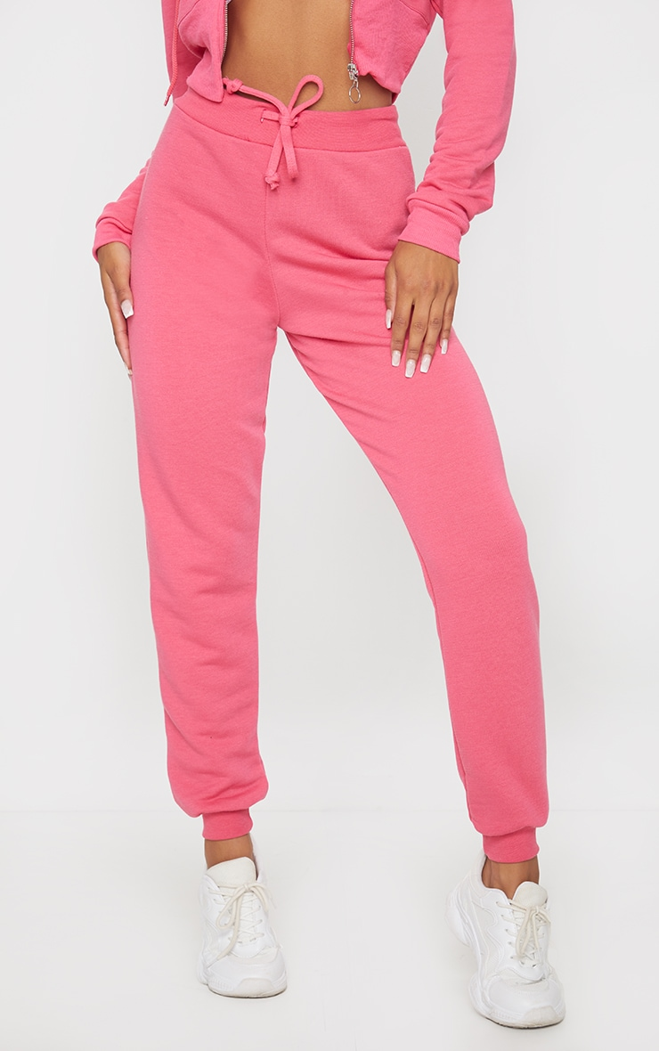 Hot Pink Ultimate Sweat Joggers 2
